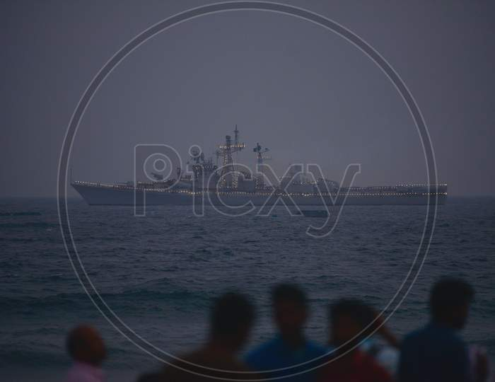 Indian Navy Ship
