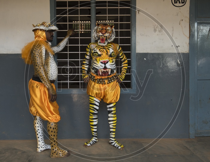 Pulikali (Play of the Tigers)