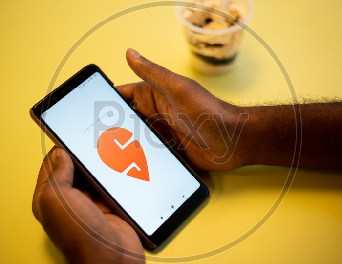 Swiggy, Online Food Delivery Mobile App