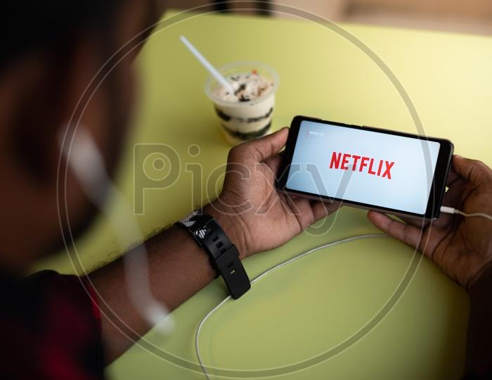 NETFLIX, Mobile Online Video streaming app