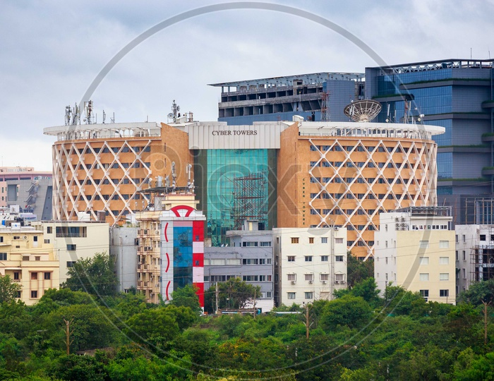Cyber Towers, Hyderabad