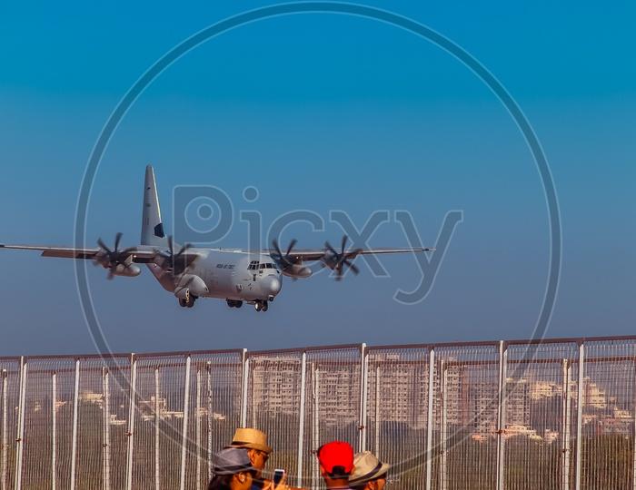 Indian Air Force C-130J Super Hercules