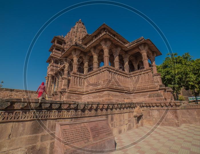 Mandore temples