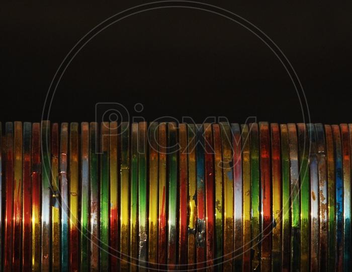 Color full Bangles