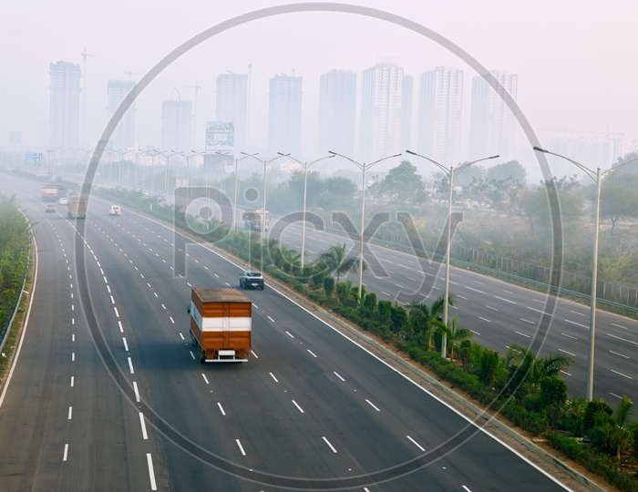 Outer Ring Road, Hyderabad