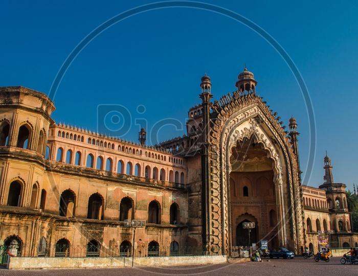Architectural Views Of Rumi Darwaza