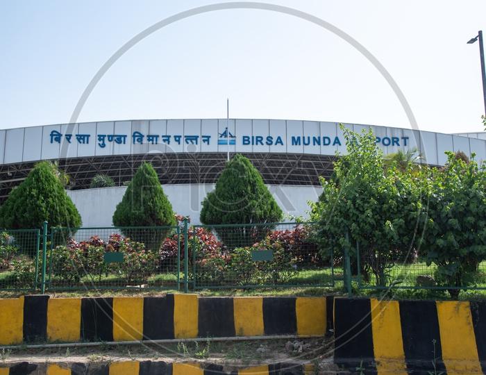 Birsa Munda  Airport , Ranchi