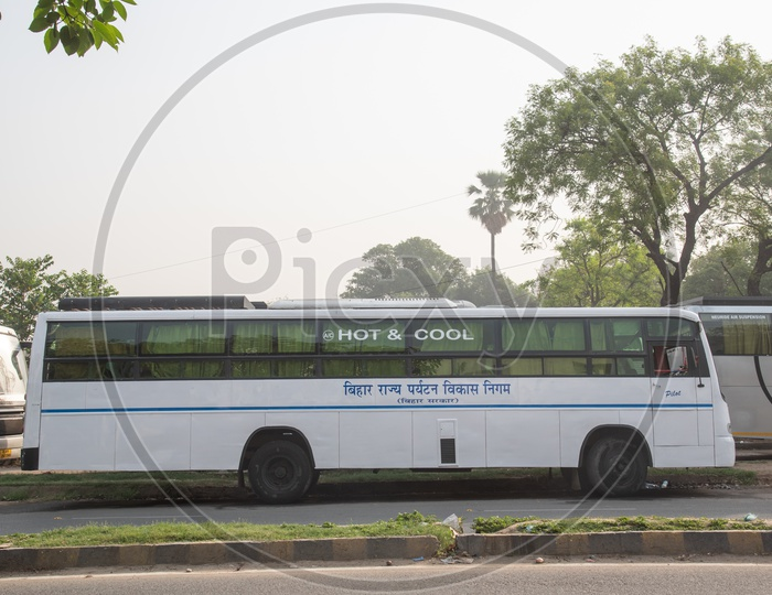 Sleeper A/c  Buses By  BSRTC  Or Bihar State Tours And Travels Limited