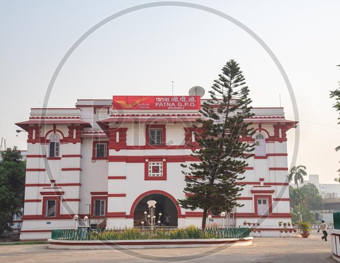 Patna G.P.O  Grand Post Office  Patna City