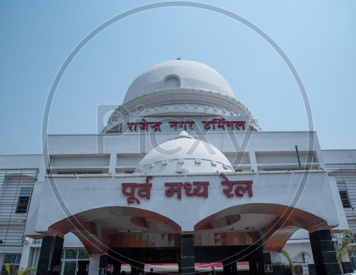 Rajendra Nagar terminal  , Patna
