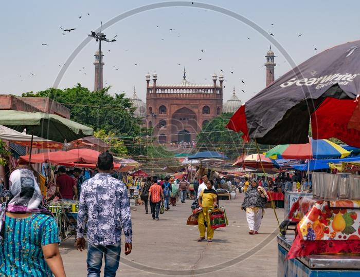 Meena Bazaar, Jama Masjid, Delhi