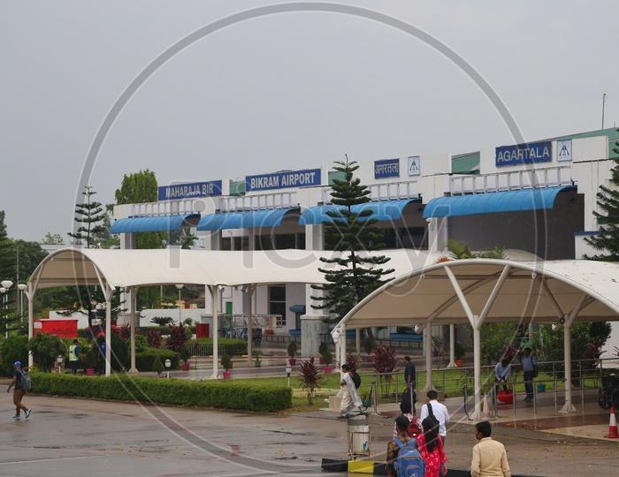 Maharaj bir bikram airport. Tripura airport