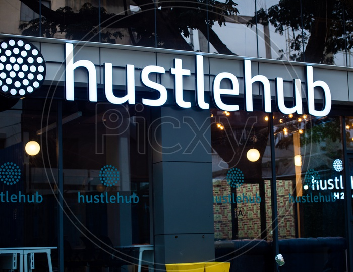 Hustlehub Co-Working Spaces,Offices in Bangalore