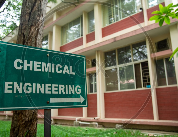 Chemical Engineering Department in IISC Campus