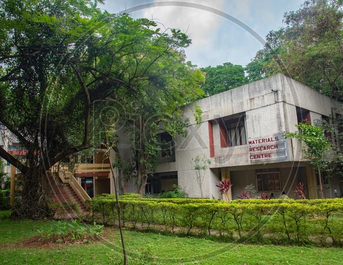 Materials Research Centre, IISC Bangalore