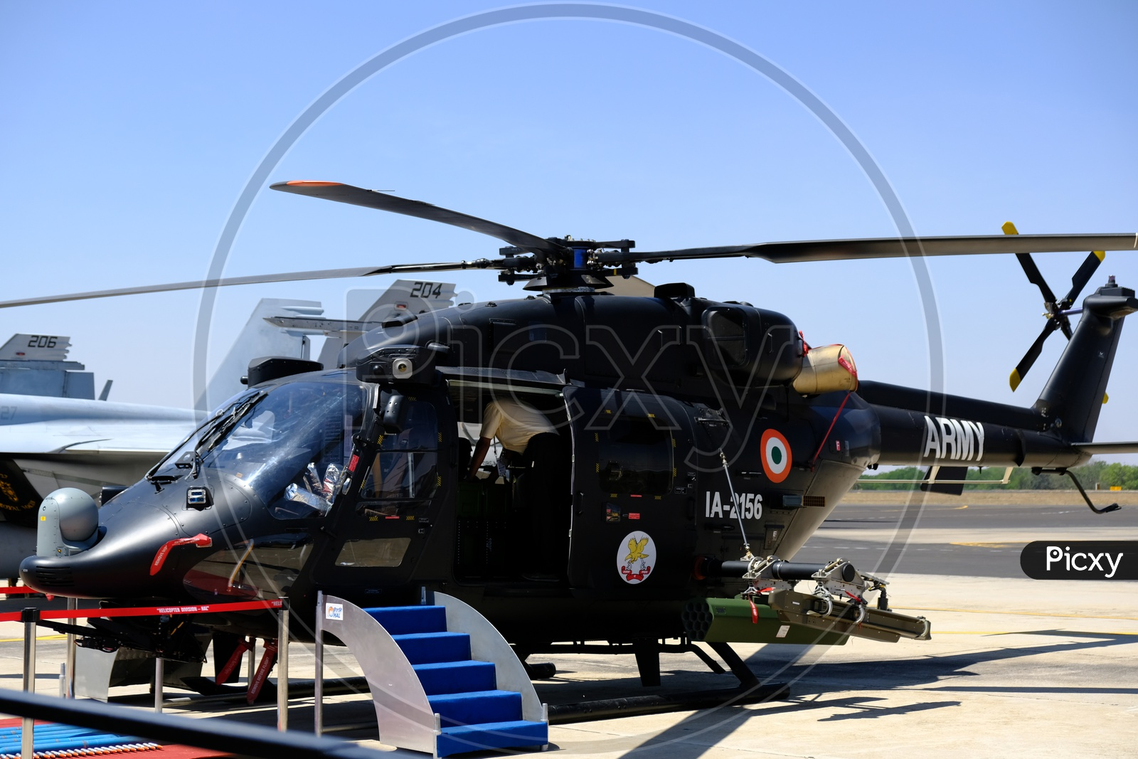 HAL Rudra is an Armed Version of ALH Dhruv at Bangalore Aero India Show 2019