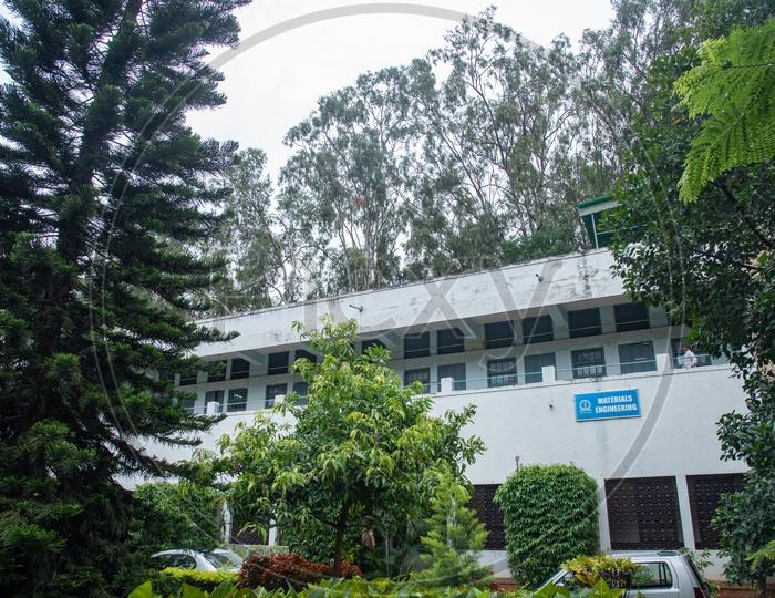 Materials Engineering Department,IISC Bangalore