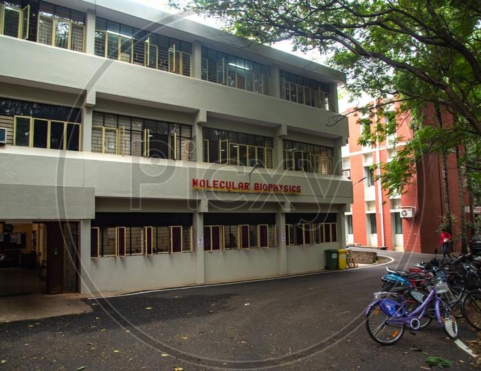 Molecular Biophysics Department in IISC Campus