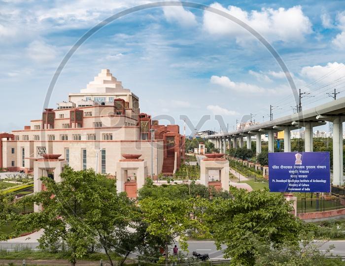 Pandit Deen Dayal Upadhyaya Institute Of Archeology, Greater Noida