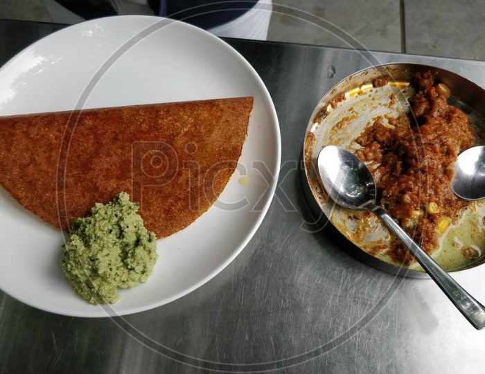 South Indian breakfast