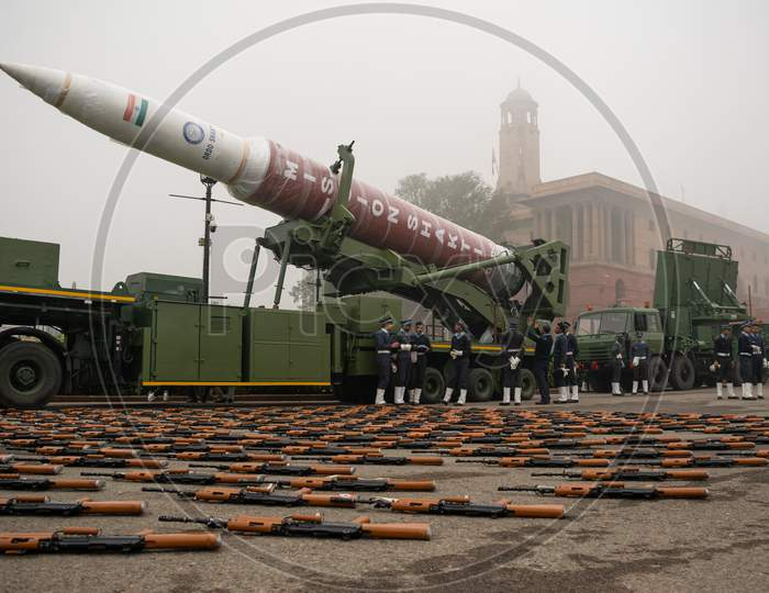 Indian Army Mission Shakti Anti-Satellite Missile
