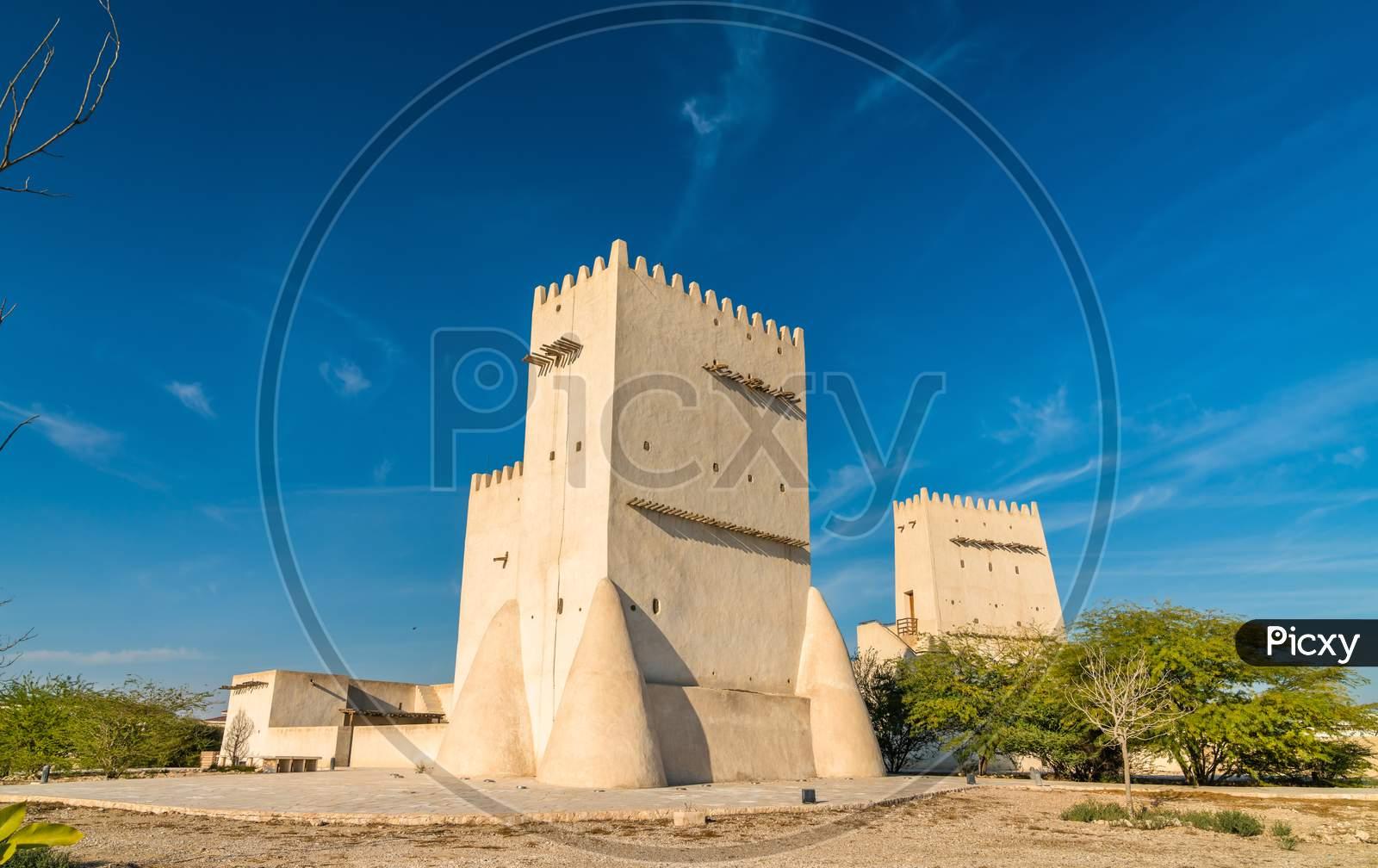 Barzan Towers, Watchtowers In Umm Salal Mohammed Near Doha, Qatar