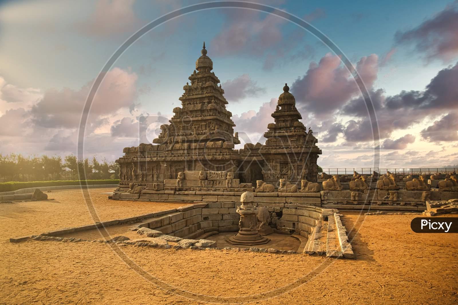 Mahabalipuram Morning