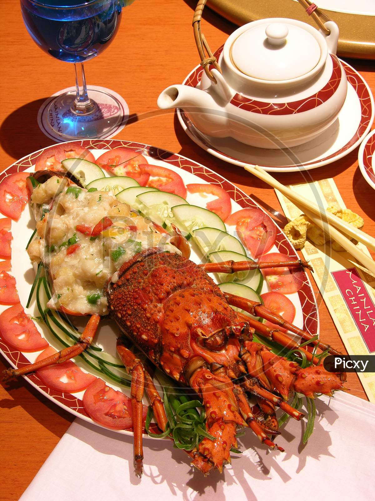 Lobster By Mainlandchina