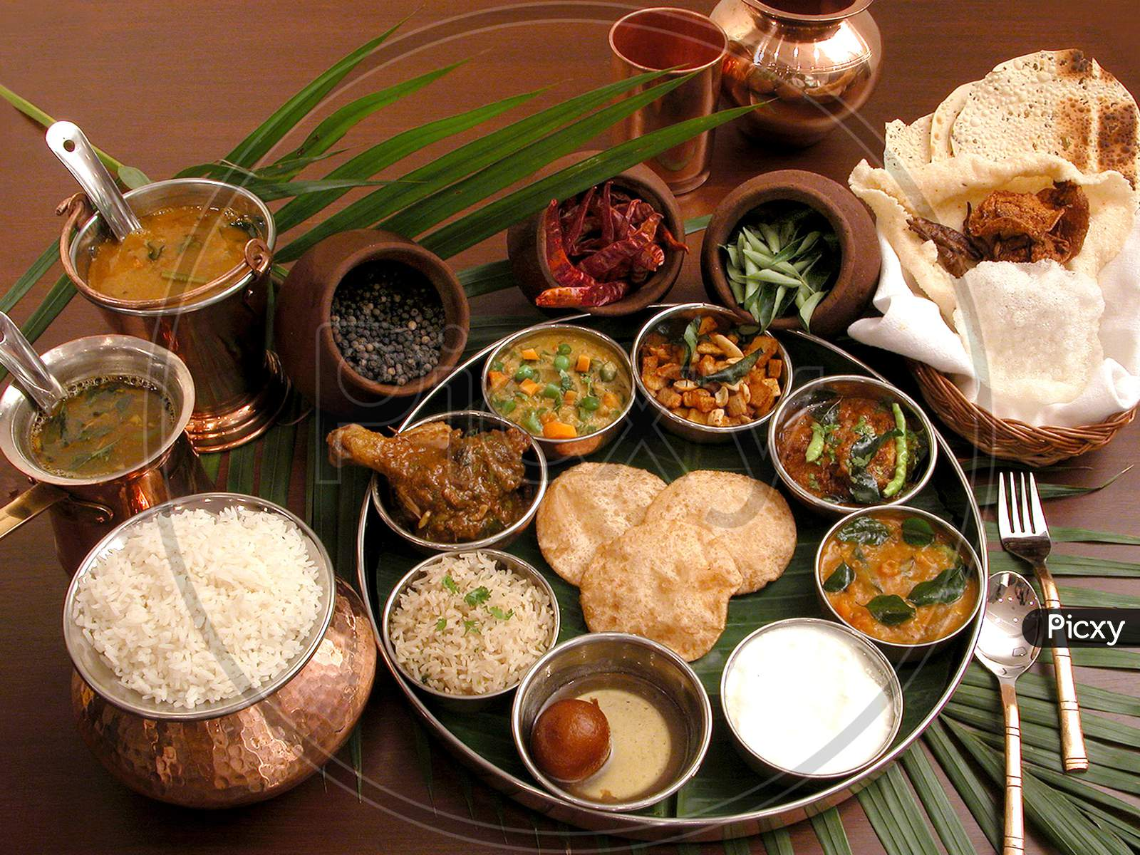 Full South Indian Meal