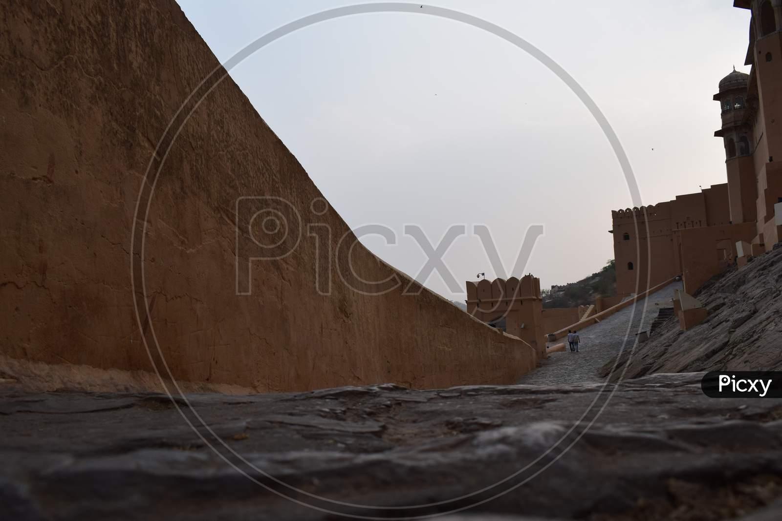Amer Fort or Amber Fort Jaipur, Rajasthan