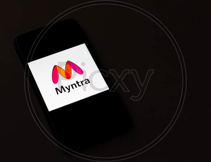 Myntra mobile application