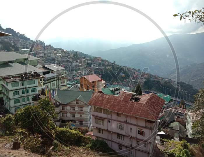 Gangtok Sikkim Town