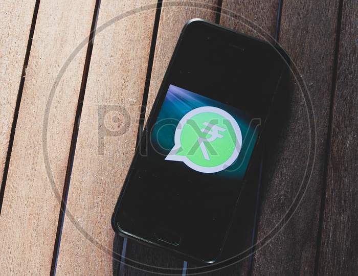 Whatsapp Rupee Phone Startup India