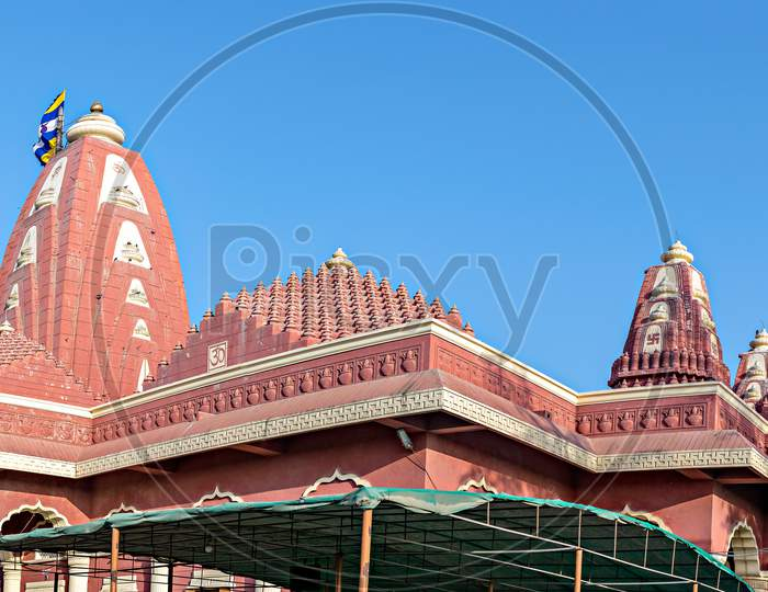 Nageshwar temple in Gujarat, India, is one of the Dwadash Jyotir