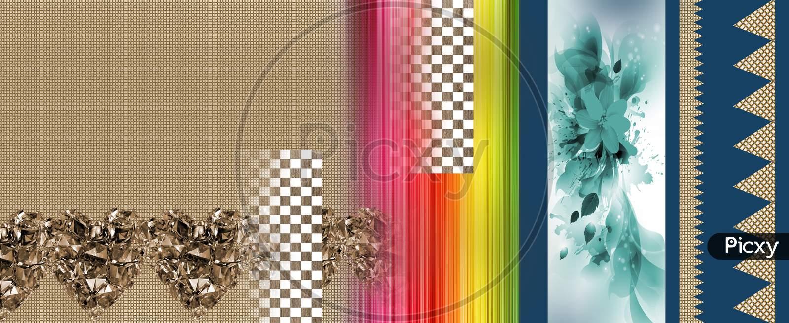 DIGITAL TEXTILE DESIGN AND DESIGN PATTERN