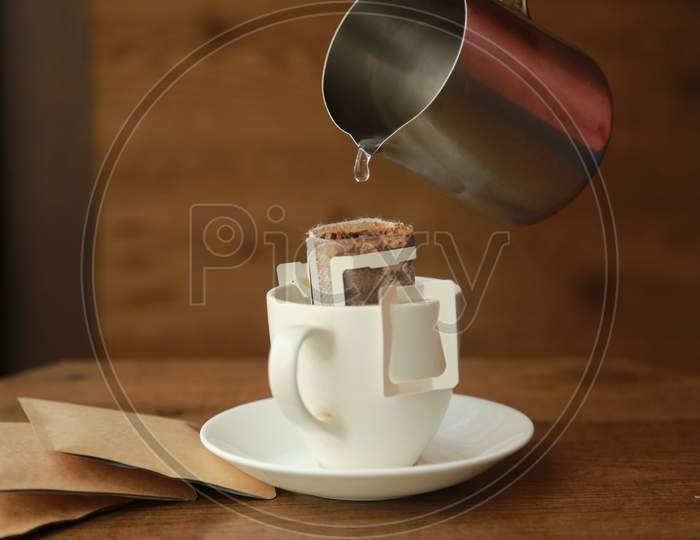 Drip Coffee, Coffee