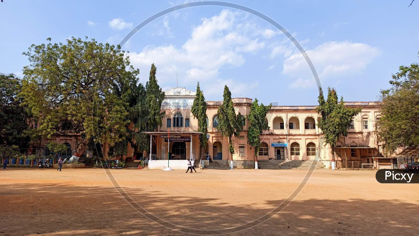 Vivek Vardhini High School Jambagh Hyderabad Telangana India