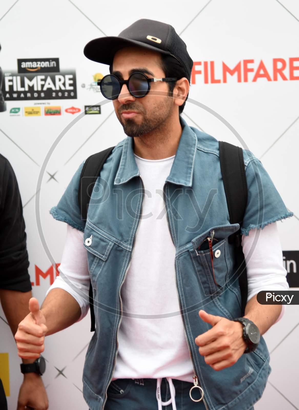 65th Filmfare Awards 2020 in Guwahati