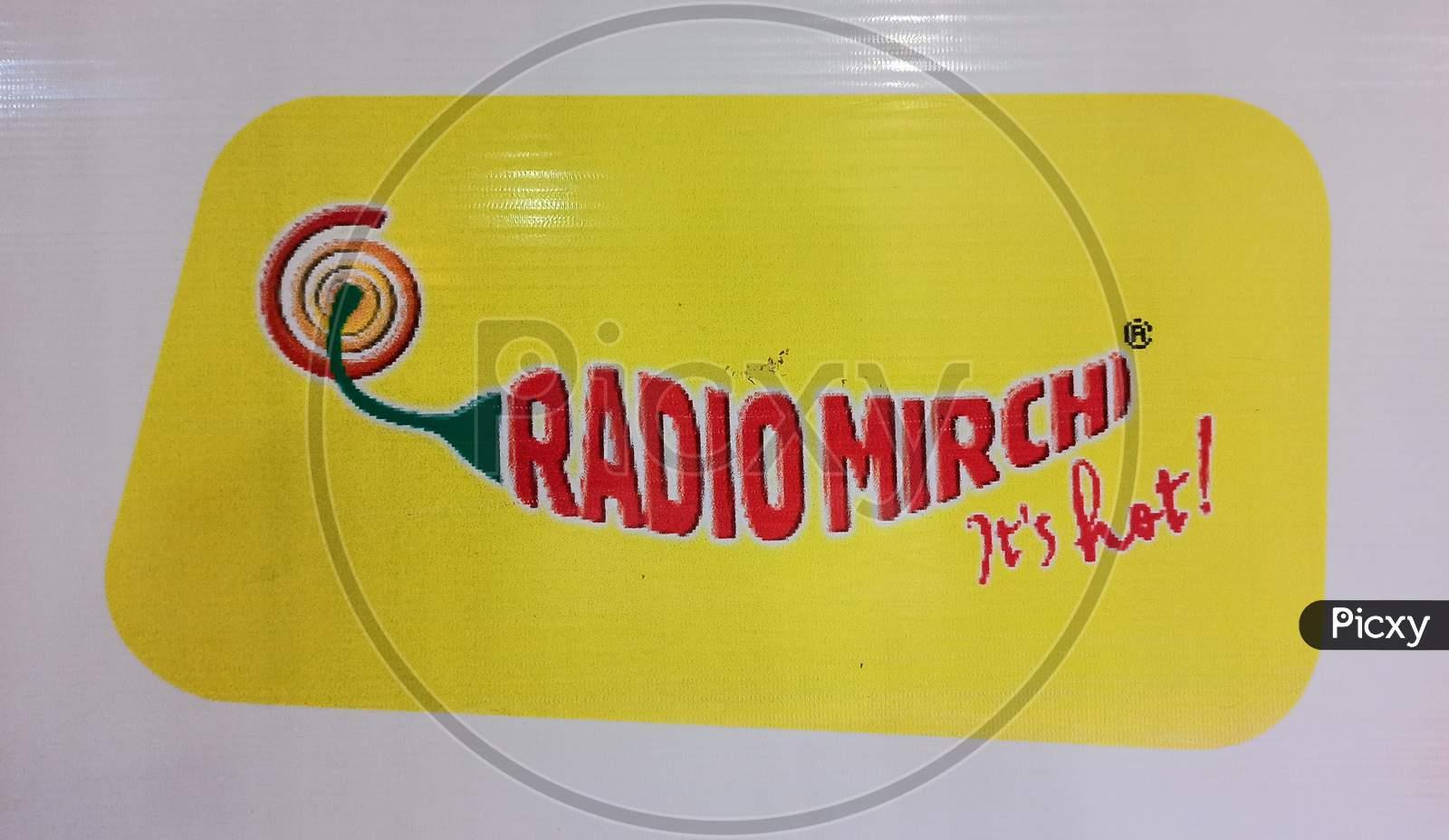 Radio Mirchi Office Hyderabad or Radio Mirchi FM Station Logo