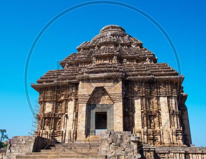 Konark Sun temple , Odisha