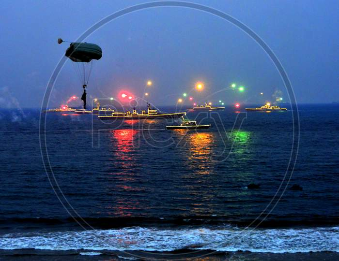 Navy Day Celebrations In Visakhapatnam