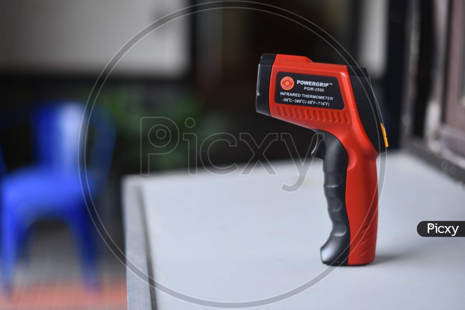 An Infrared Thermometer Used To Find Out The Human Body Temperature As Fever Is One Of The Symptoms Of Covid19 Corona Virus