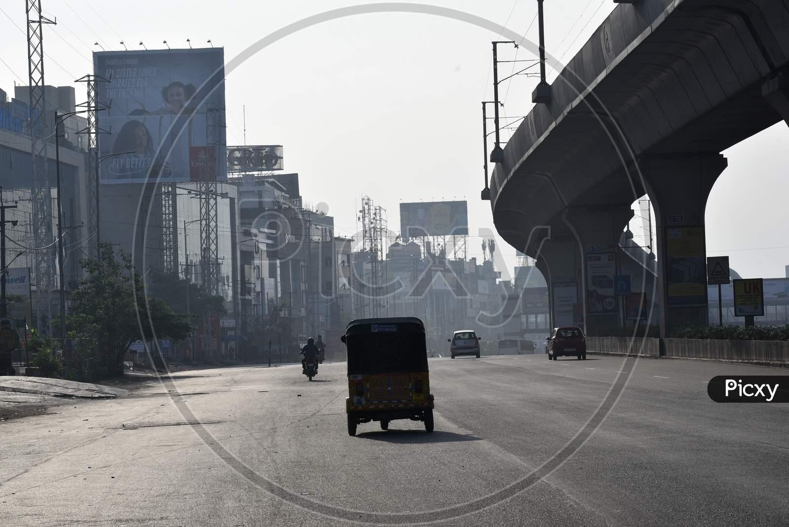 Janata Curfew, March 22,2020, Kphb,Hyderabad