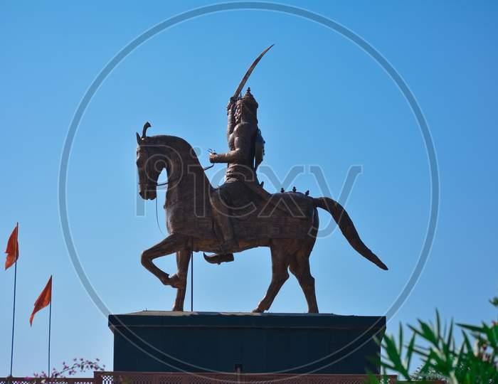 Statue of Chhatrapati Shivaji Maharaj