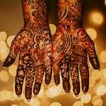 Mehandi/Henna tattoos