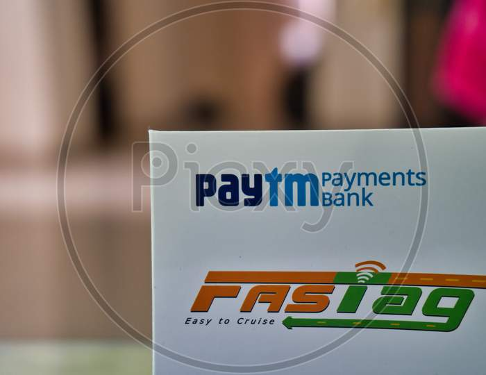 Fast Tag Provided By Paytm Payment Bank.