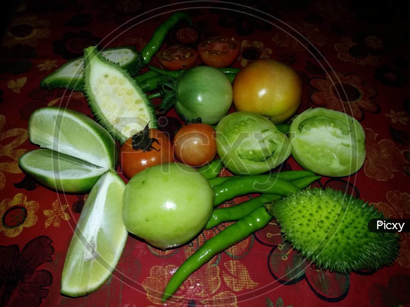 Good Healthy Vegetable Food