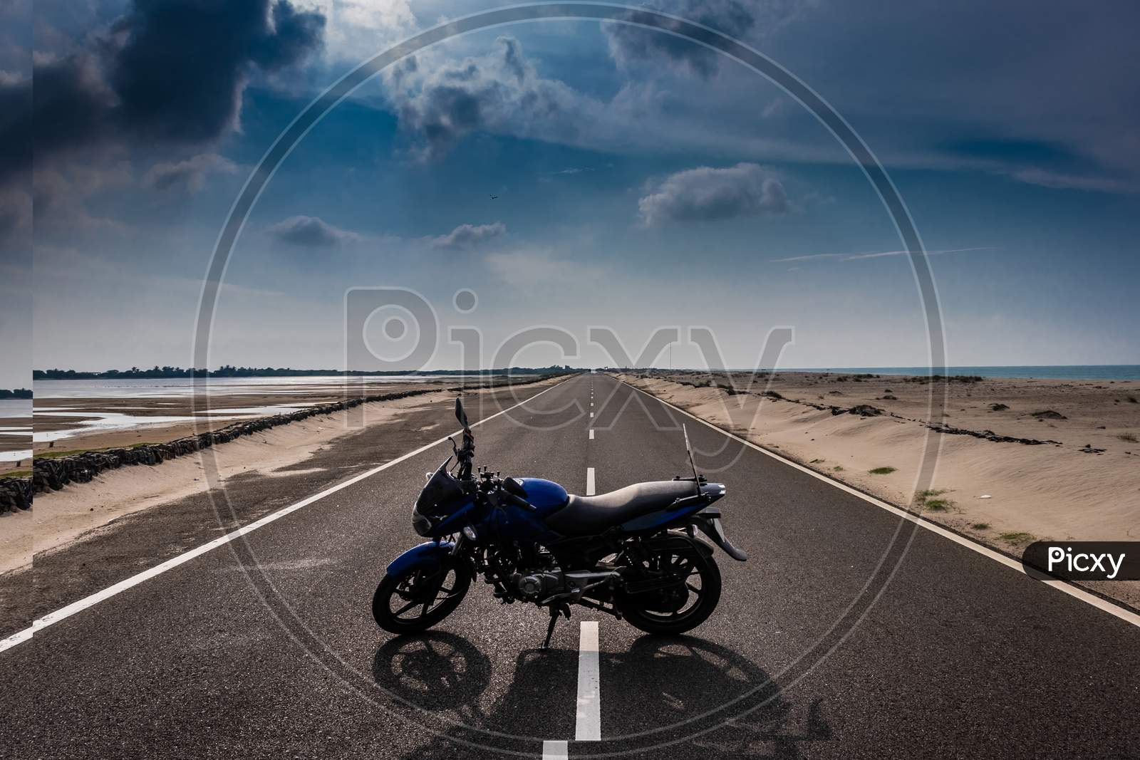 Ridding Motorcycle Love