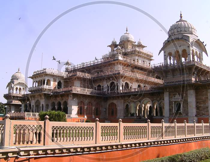 Albert Hall Museum is the oldest museum of the state and functions as the state museum of Rajasthan. The building is situated in Ram Niwas garden outside the city wall opposite New gate and is a fine example of Indo-Saracenic architecture. It is also called the Government Central Museum