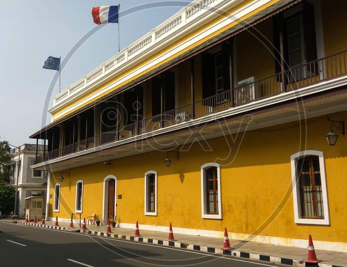 Consulate General Of France In Pondicherry Aka Consulat Général De France À Pondichéry